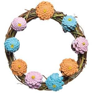 Wreaths & Trims