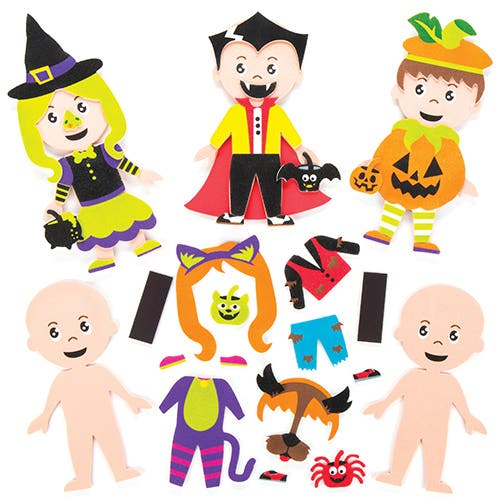 Halloween Dressing...