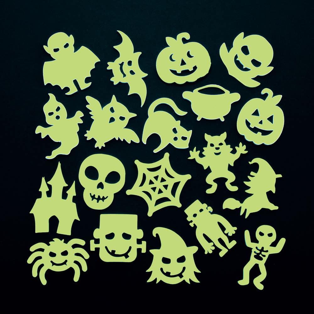 Halloween Glow in...