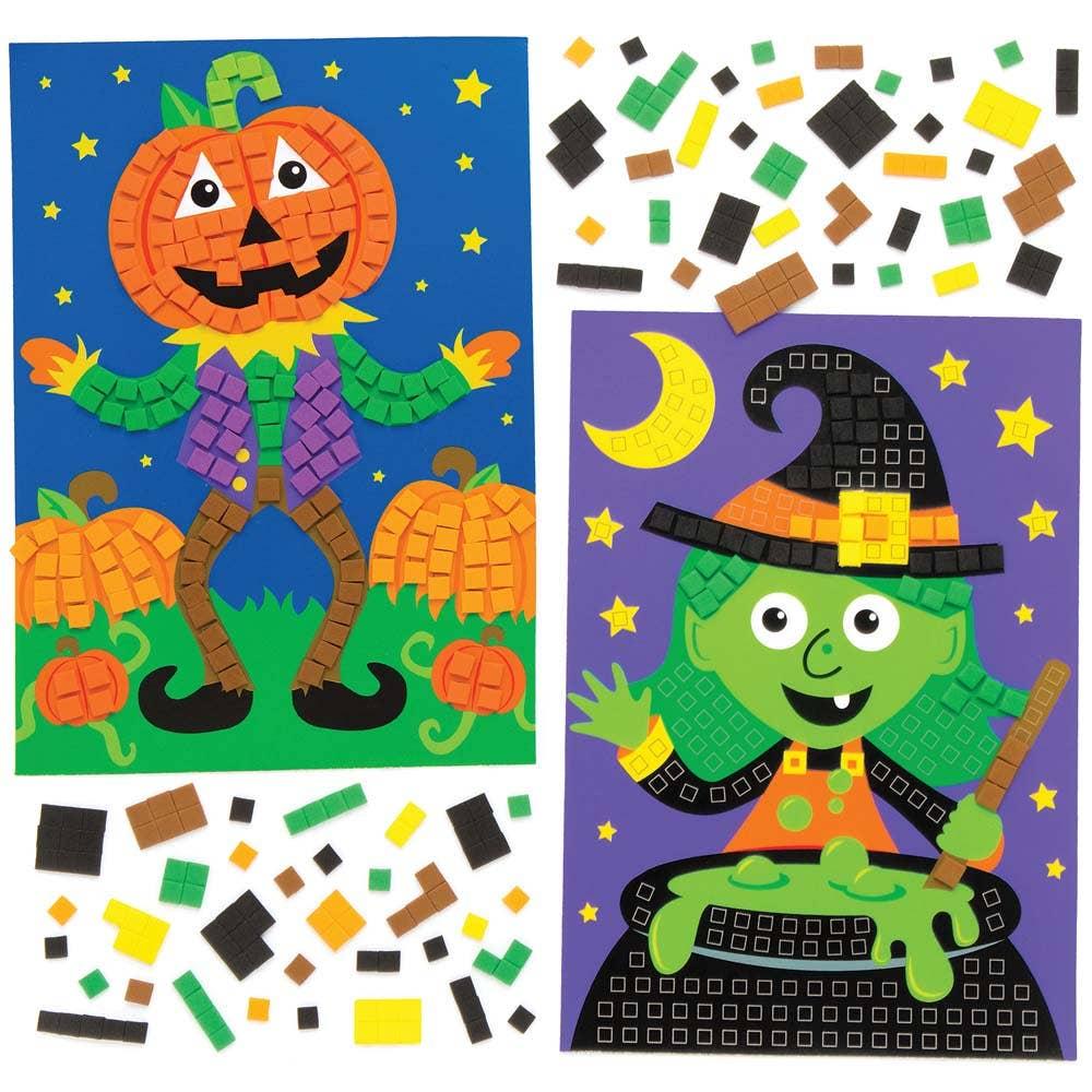 Halloween Mosaic...
