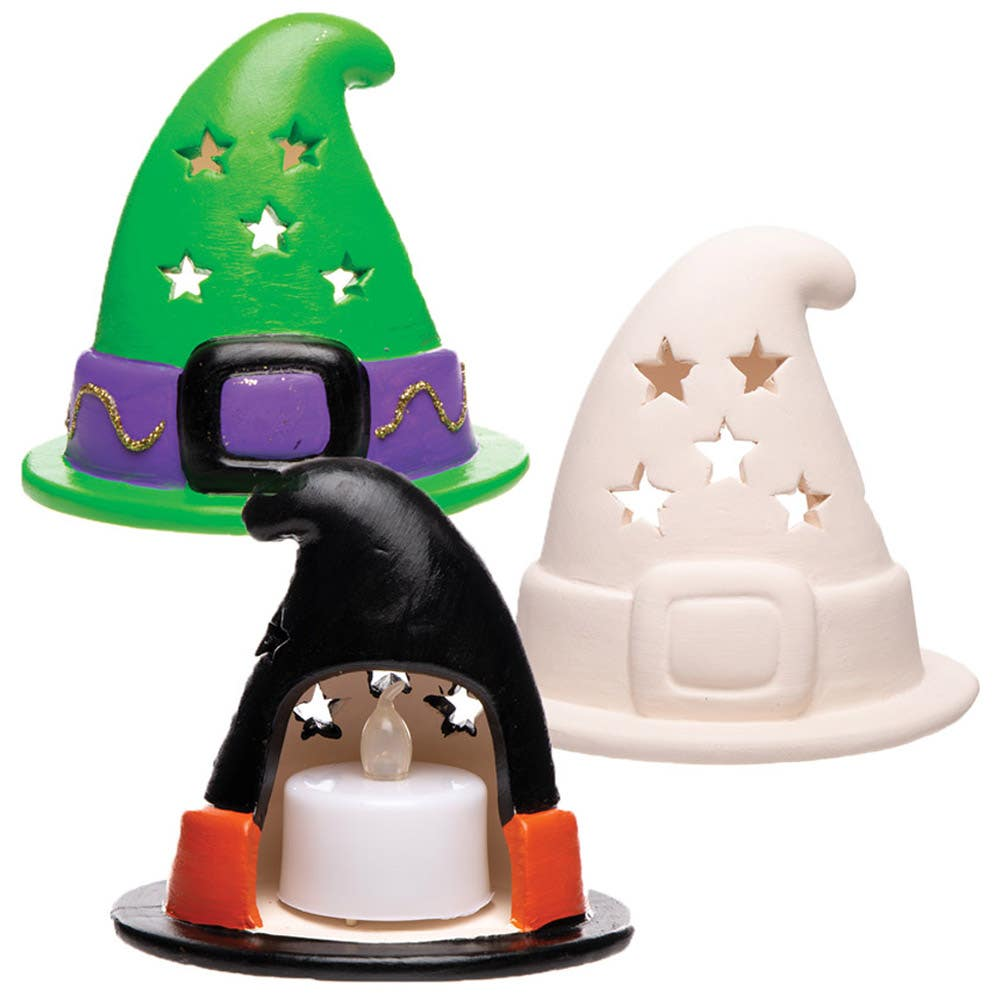 Witches Hat Ceramic...