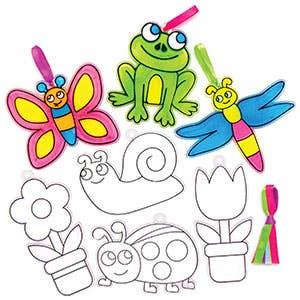 in-the-garden-themed