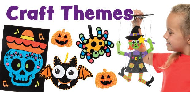 halloween-craft-themes
